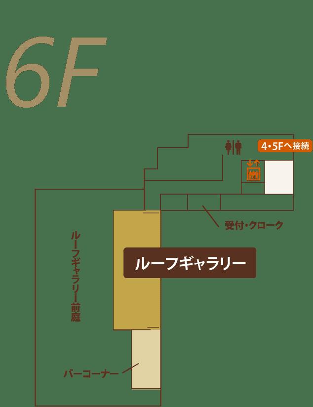 6F 平面図